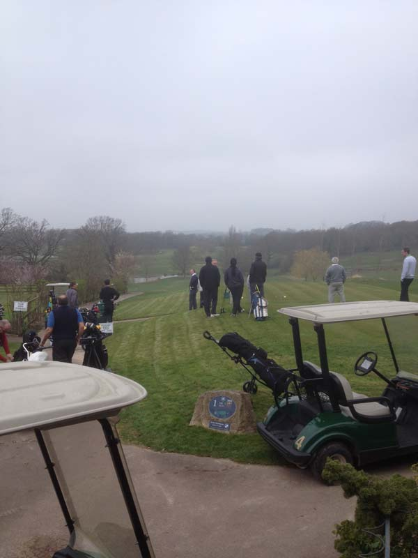 Woodcoombe Golf Society for Tuberous Sclerosis Charity