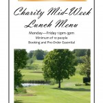 Charity Mid-Week Lunch