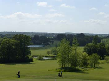 View of the Golf Course at London Beach Hotel