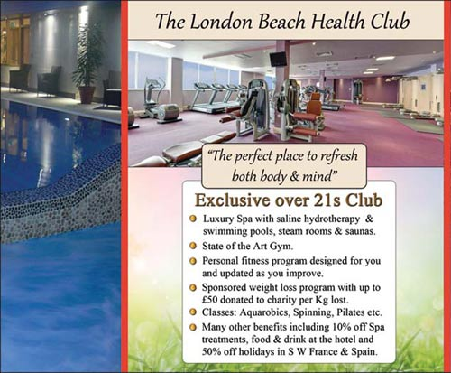 London Beach Health Club Tenterden