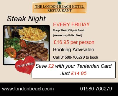 Steak Night Fridays