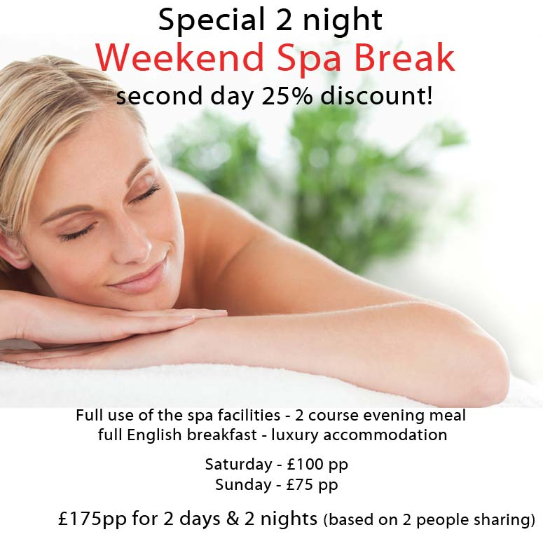 Special Weekend Spa Break